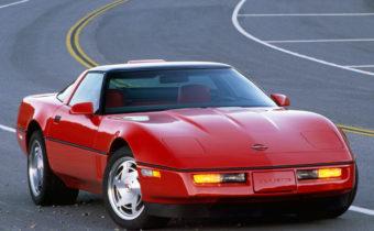 Corvette C4 ZR1 : une brutasse américaine au coeur anglais !