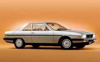 Lancia Gamma Coupé : élégante et bourgeoise