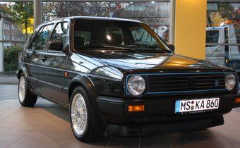 Volkswagen Golf II G60 Limited : elle met tout le monde d'accord !