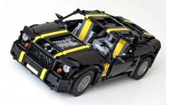 MocPlans : achetez les plans de la voiture de vos rêves en Lego !
