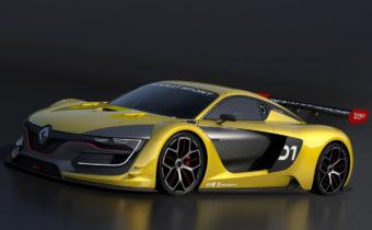 Renault Sport R.S.01 : va y avoir du sport !!!