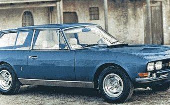 Peugeot 504 Riviera : l'unique break de chasse français ?