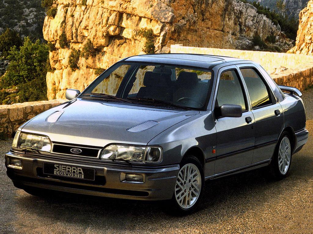 Sierra 01 Cosworth