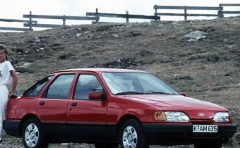 Ford Sierra : l'ovni dans la galaxie Ford !