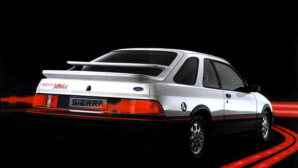 Sierra 07 XR4i