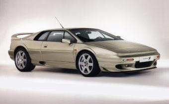 Lotus Esprit V8 : mieux vaut tard que jamais !