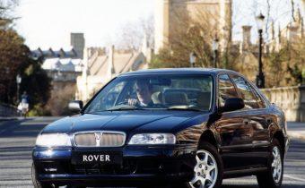 Rover 620 Ti: une japonaise au coeur anglais
