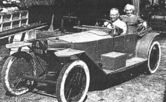 Léonce Bobrie et la Torpille : un constructeur automobile Saintongeais !