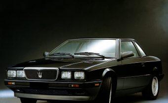 Maserati Karif : un étrange dérivé de la Biturbo