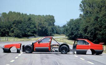 Alfa Romeo 164 Procar : un V10 dans une berline
