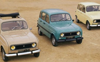 Renault 4 : le best seller marocain de la Somaca !