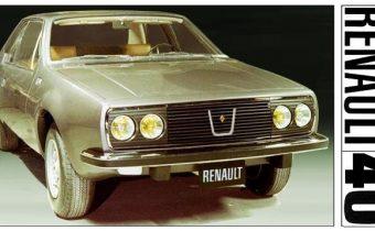Ika Renault R40 : le crash du vol Varig 820 lui coûta sa carrière !