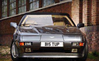 Aston Martin V8 Zagato: controversée, mais décisive