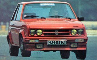 Peugeot 104 ZS2 Arvor : la tentation d'une 104 GTI