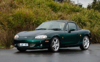 Mazda MX5 NBFL SP : la rare et performante Mimix australienne