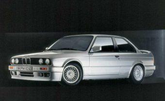 BMW E30 320iS : presque une M3, mais encore plus rare