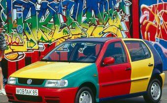 Volkswagen Polo Arlequin : quand VW se lâche et revisite son passé !