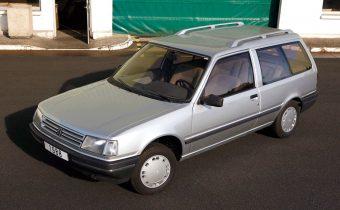 Peugeot 309 Break : la vision d'Heuliez