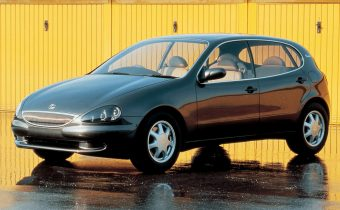 Lexus Landau : le projet avorté d'une premium hatchback