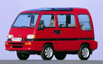 Subaru Domingo/Libero/Vanille : un intrus dans la gamme
