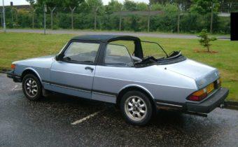 "Saab 900 Convertible ""Lynx"" : l'autre 900 cabriolet"