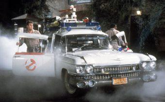 Ecto-1 : l'ambulance mythique de Ghostbusters