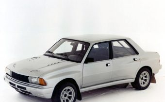 Peugeot 305 V6 Rallye : l'oubliée de Sochaux