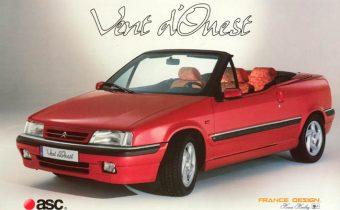 Citroën ZX Vent d'Ouest by Heuliez : un cabriolet unique pour moins de 15 000 euros !