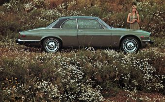 Jaguar XJC : l'étoile filante de la gamme XJ