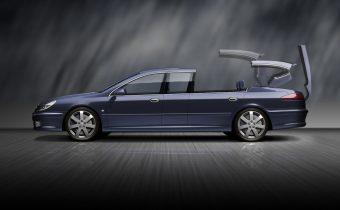 Mais où est donc passée la Peugeot 607 Paladine ?