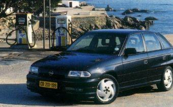 Delta/Opel Kadett 200ts : la petite bombe sud-africaine !