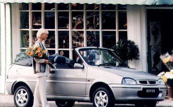 Rover Série 100 Cabriolet : un amour de canard boîteux