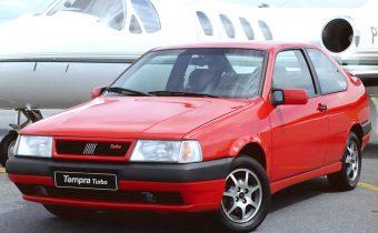 Tempra 2 portes Turbo : le porte drapeau de Fiat au Brésil !