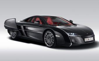 McLaren X1 : entre originalité et ridicule