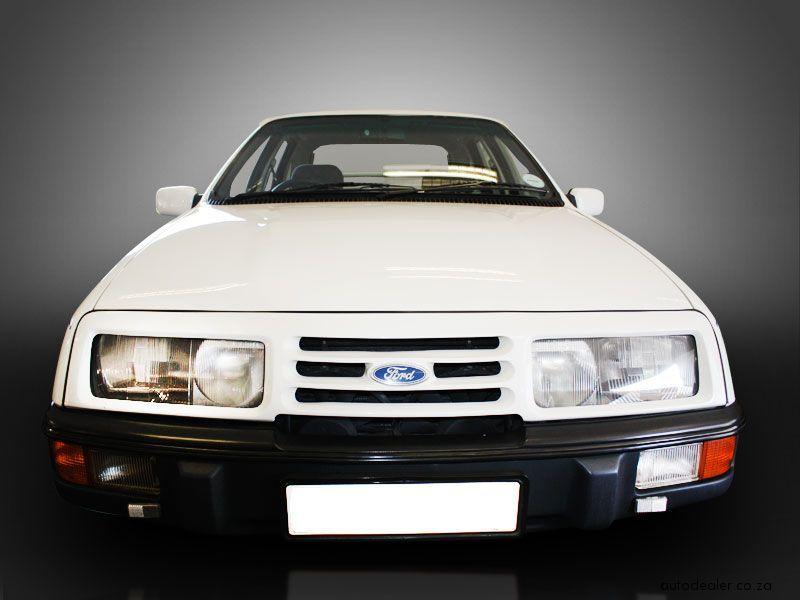 Ford Sierra XR8 : la muscle car sud-africaine !