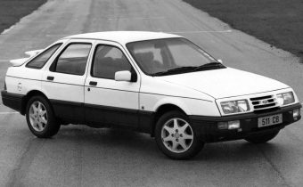 Ford Sierra XR8 : la muscle car sud-africaine !