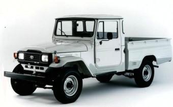 Toyota Bandeirante : le mythique J40 a survécu jusqu'en 2001 !