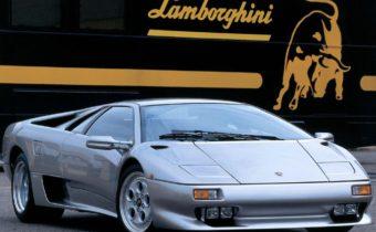 Lamborghini Diablo : supercar à l'ancienne