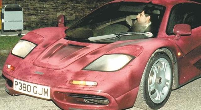 F1 01 Rowan Atkinson