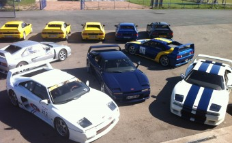 Venturi 400 Trophy/GT : va y avoir du sport !!!