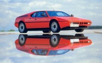 BMW M1 : la matrice Motorsport !