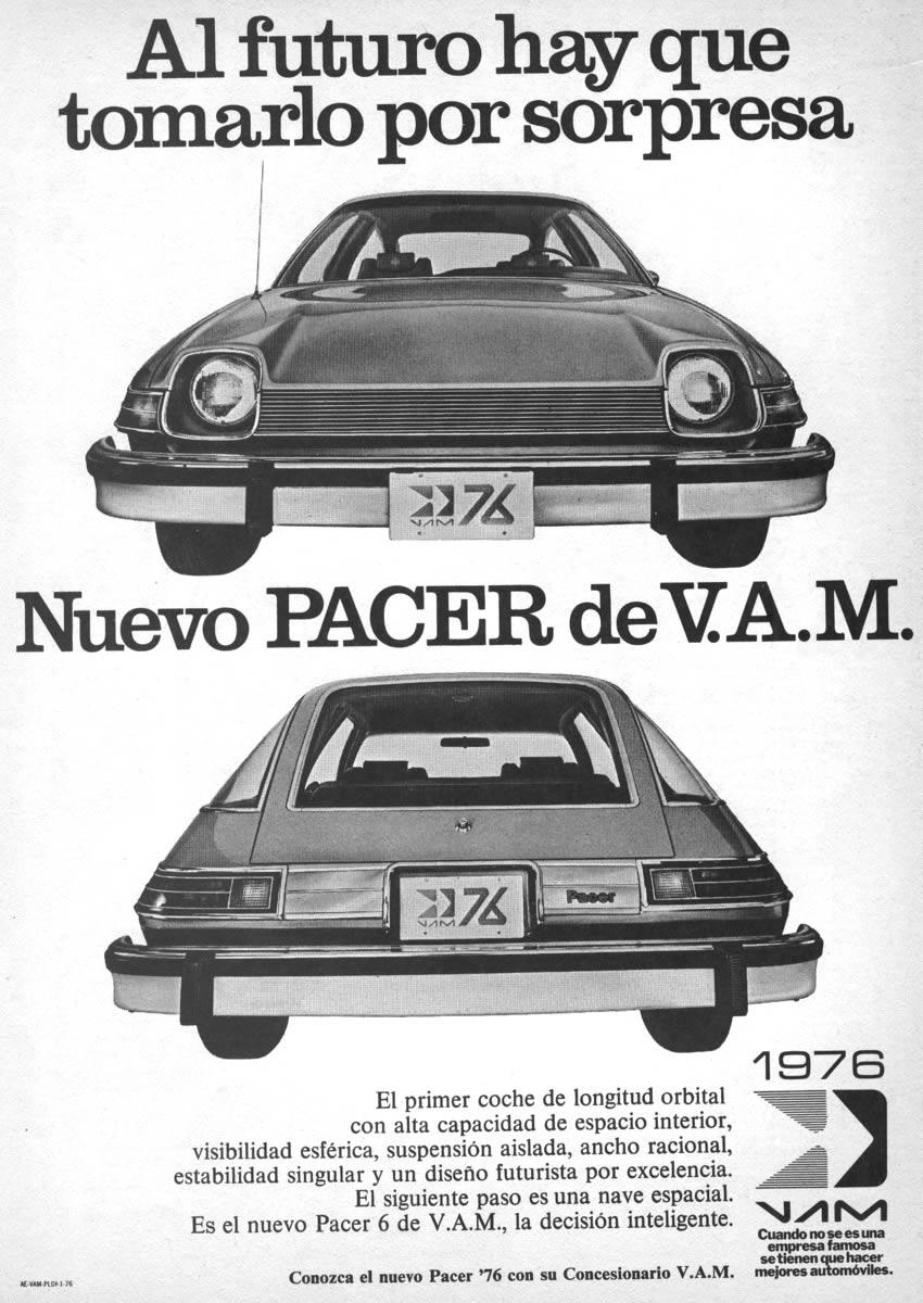 VAM Pacer 01
