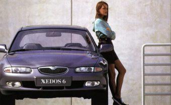 Xedos 6 : l'échec du luxe selon Mazda !