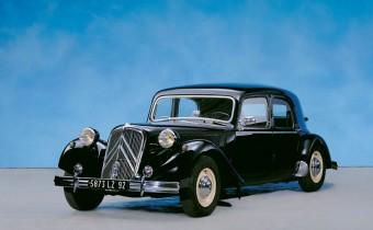 Citroën 15/6 H : un avant-goût de DS !