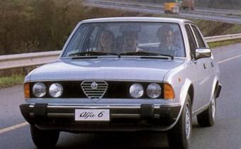 """Alfa Romeo 6 : """"quand ça veut pas, ça veut pas !"""""""