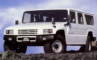 Toyota Mega Cruiser : un géant nippon !