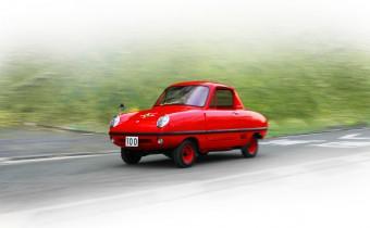 Datsun Baby : le rêve des petits japonais des 60's !