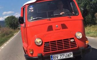 Dacia D6 : une Estafette roumaine rarissime !
