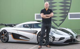 Koenigsegg : success story suédoise !