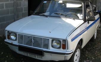 Citroën LNA Cab' Bertin-Cholet : mythique et rare !